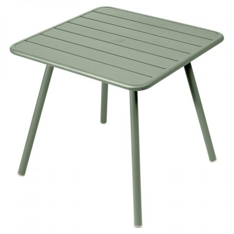 Clifton Nurseries Fermob Luxembourg 4-leg Table - Cactus