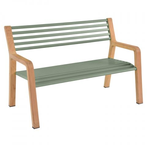 Clifton Nurseries Fermob Somerset Bench - Cactus