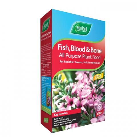 Clifton Nurseries Fish Blood Bone 1.5kg