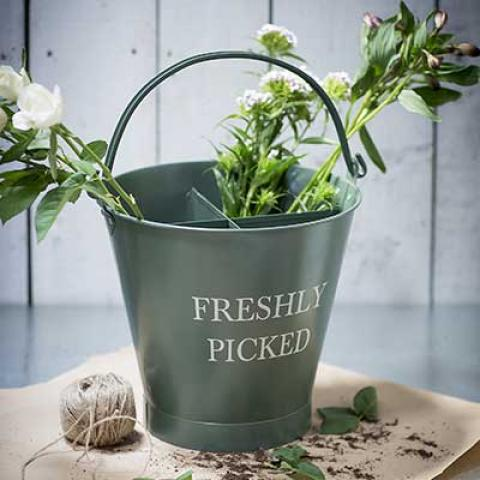 Clifton Nurseries Flower Bucket