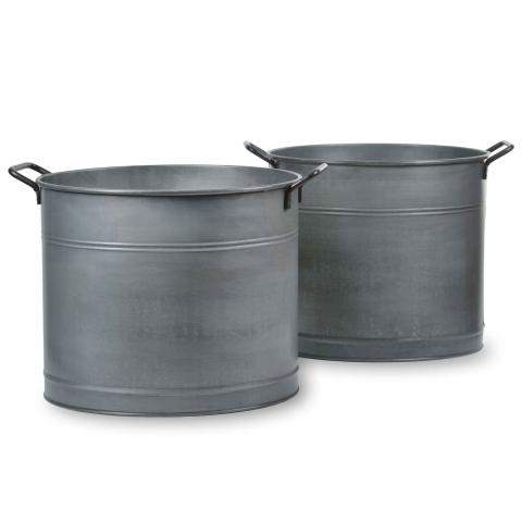 Clifton Nurseries Trading Log Buckets