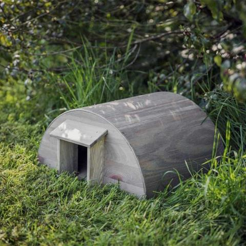 Clifton Nurseries hedgehog house outdoor wildlife home
