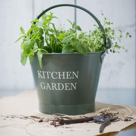 Gavin Jones Kitchen Garden Bucket