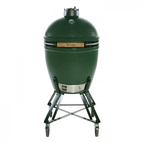 Clifton Nurseries Big Green Egg - Large Egg with Metal Nest and Handler