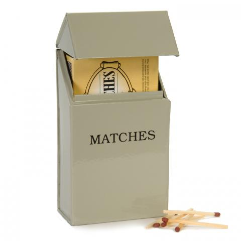 Gavin Jones Matches Box