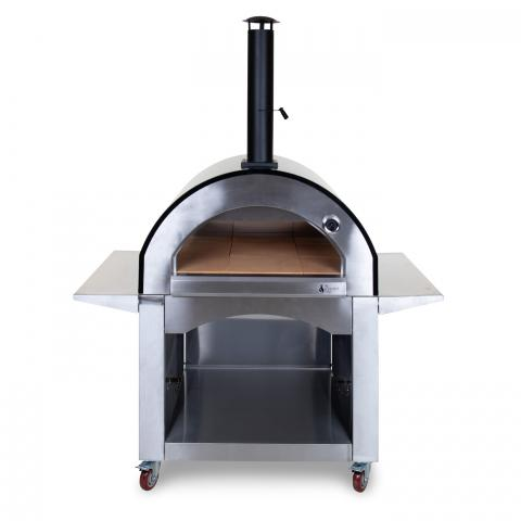 Clifton Nurseries - Alfresco Chef Milano Wood-fired Pizza Oven