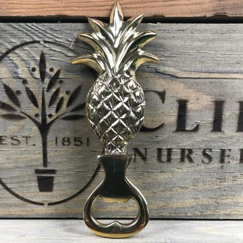 Clifton Nurseries Pineapple Bottle Opener