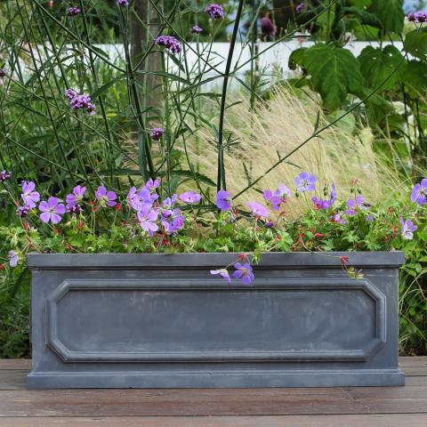 Clifton Nurseries - Fibrestone Chelsea Trough