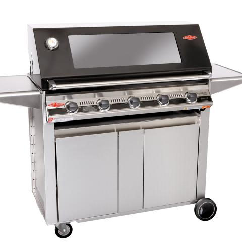 Clifton Nurseries Signature 3000e Mobile BBQ 5 Burner