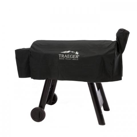 Clifton Nurseries Traeger Cover for 22 Series with Cold Smoker