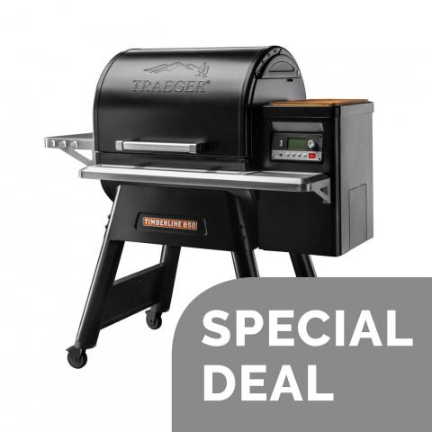 Clifton Nurseries Traeger Timberline 850