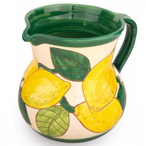 Clifton Nurseries Verano Spanish Ceramics Lemons – Large Jug