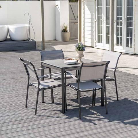Clifton Nurseries Alexander Rose Portofino Lite Dining Set